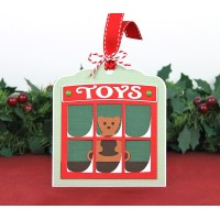 Christmas Toy Shop