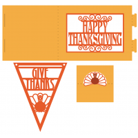 Free Thanksgiving SVGs
