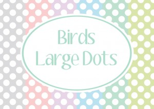 large dots