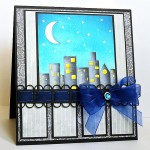 ribbon border card