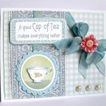 a good cup of tea card