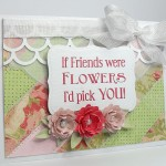 were flowers card 2