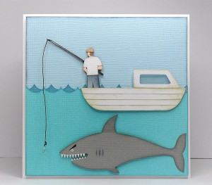 shark fishing card 1