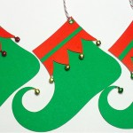 elf shoe tags