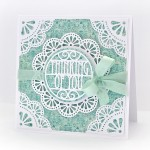 Doily Corners Card