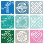 Celtic Stencils